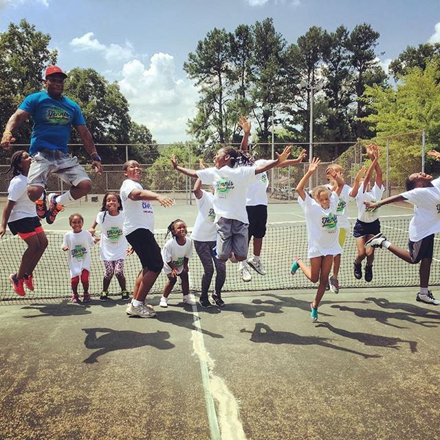 NJTL Tennis Summer Camp registration opens tomorrow! Visit our website, tennismemphis.org for more information and to register! #usta_foundation #togetherwetennis #summer2🎾17