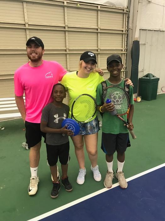 Bellevue Tennis Center Camp